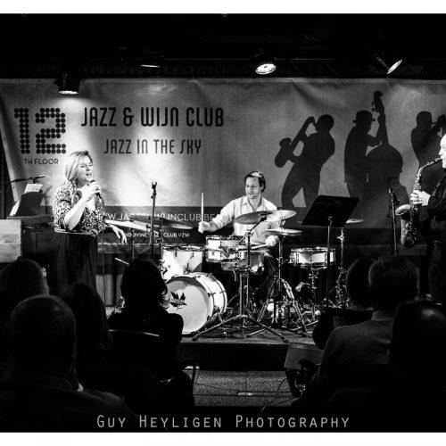 Dirk Van der Linden Trio + Mariana Tootsie & Stephan Holstein